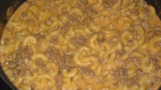 Cheese Mac