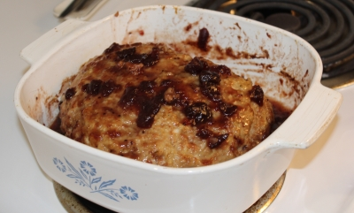cranberry meatloaf